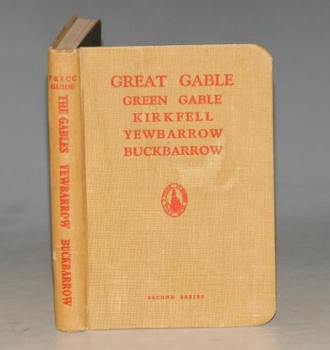 Image for Great Gable, Green Gable, Kirkfell, YewBarrow, Buckbarrow. Rock-Climbing Guides to the English Lake District. Edited by H. M. Kelly. Second Series. With Illustrations by W. Heaton Cooper.