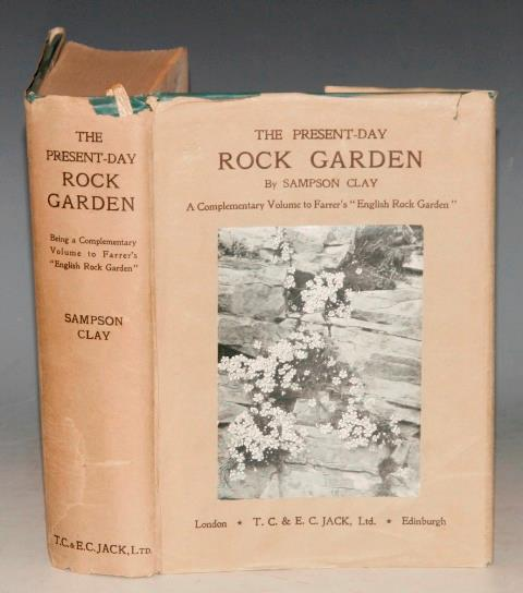Image for Present-Day Rock Garden Being A Complimentary Volume To Farrer's English Rock-Garden