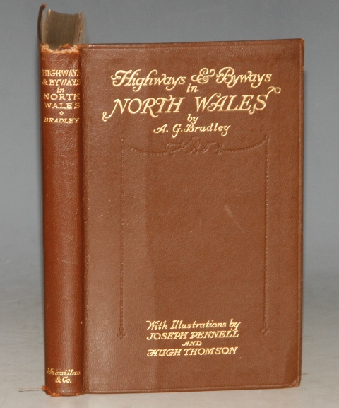 Image for Highways and Byways in North Wales. (Pocket edition).