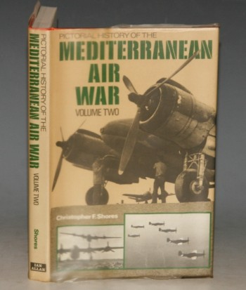 Image for Pictorial History of the Mediterranean Air War. Volume 1: RAF 1940-43 AND Volume 2: RAF 1943-45. Two Volumes.
