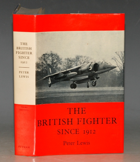 Image for The British Fighter Since 1912. Sixty Years of Design and Development.