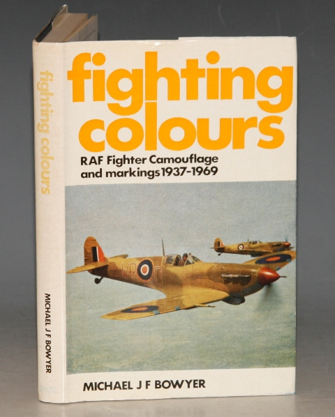 Image for Fighting Colours RAF Fighter Camouflage and Markings 1937-1969