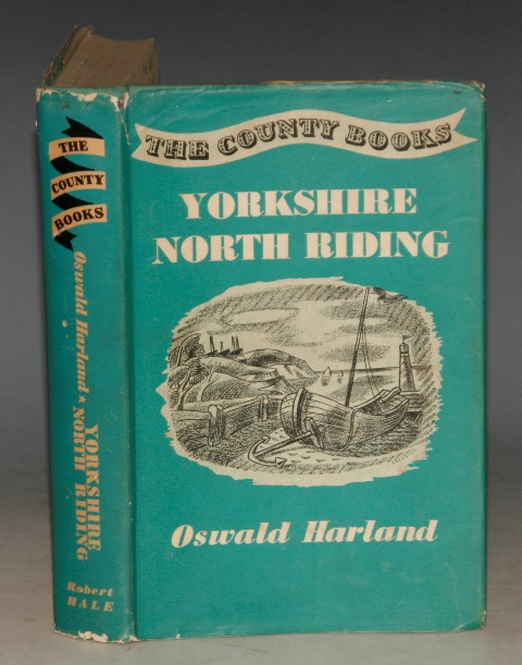 Image for The County Books. Yorkshire North Riding.