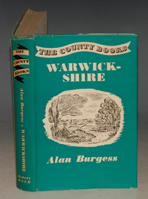 Image for The County Books. Warwickshire.