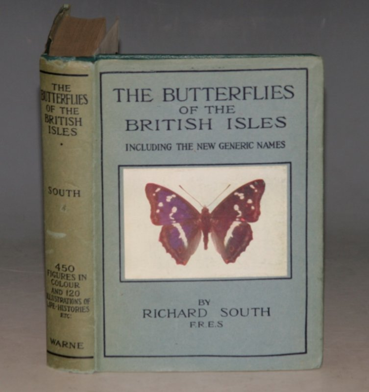 Image for The Butterflies of the British Isles. With accurately coloured figures of every species and many varieties also drawings of Egg, Caterpillar, Chrysalis, and Food-Plant. And including the new Generic Names. Edited and Revised by H. M. Edelstein. The Wayside and Woodland Series