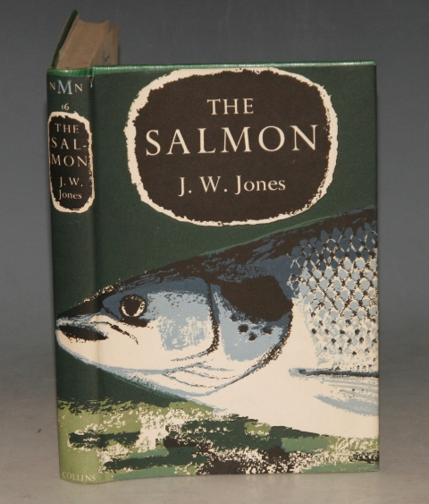 Image for The Salmon (16). (New Naturalist  Monograph / Special Volume)
