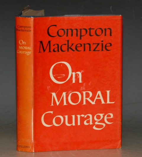 Image for On Moral Courage.