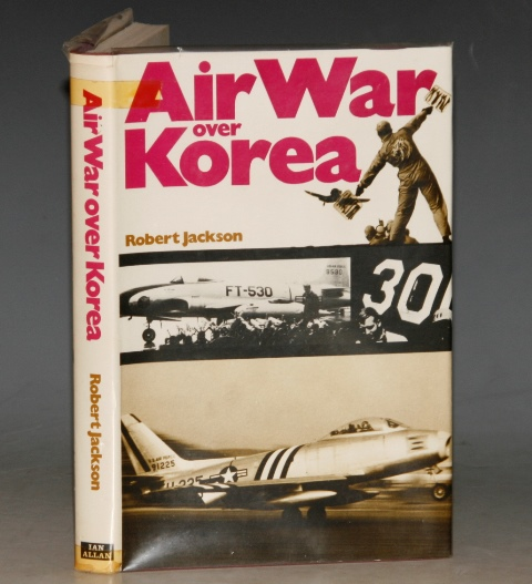 Image for Air War Over Korea