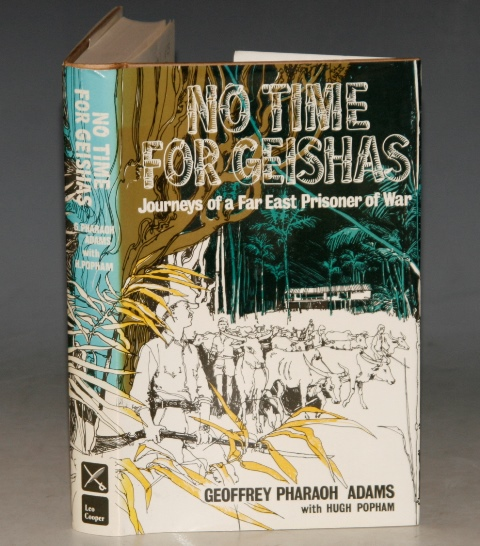 Image for No Time For Geishas Journeys of a Far East Prisoner of War.