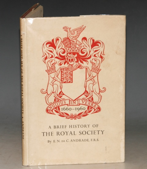 Image for A Brief History of The Royal Society. (1660-1960)