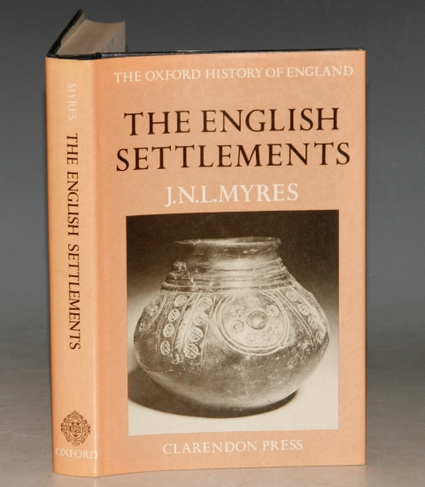 Image for The English Settlements. The Oxford History of England.