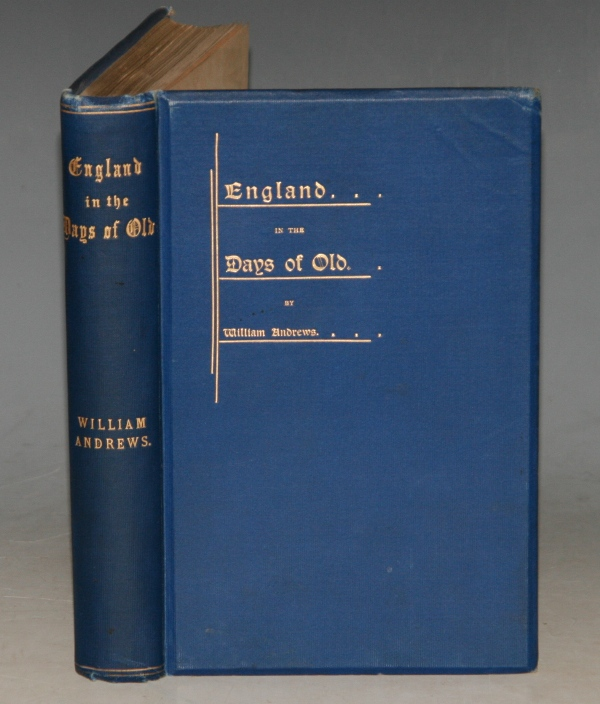 Image for England in the Days of Old.