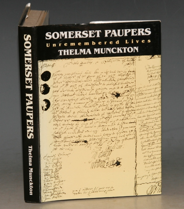 Image for Somerset Paupers. Unremembered Lives. SIGNED.
