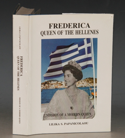 Image for Frederica Queen of The Hellenes. Mission of a Modern Queen.