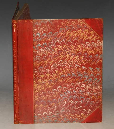 Image for Catalogue of a Loan Collection of Paintings. In Oil and Water Colours. With Descriptive Notes and Twenty-Four Illustrations. Compiled by Whitworth Wallis and Arthur Bensley Chamberlain.
