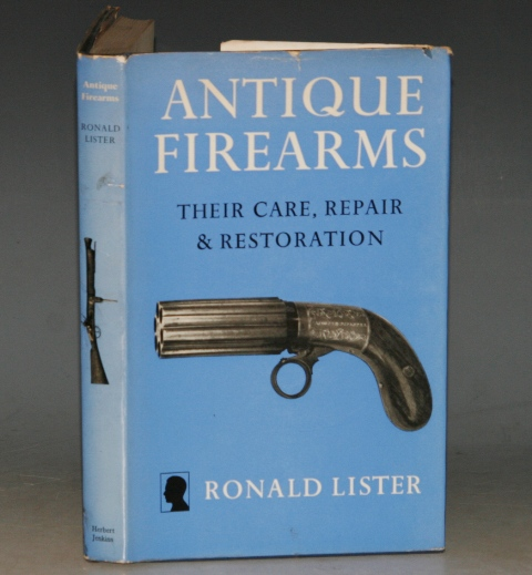 Image for Antique Firearms Their Care, Repair and Restoration.