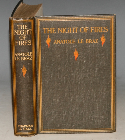 Image for The Night of Fires And Other Breton Studies. Put into English by Frances M. Gostling. With Photographs by W.A. and F.M. Gostling.