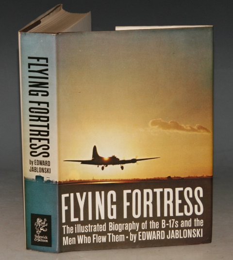 Image for Flying Fortress The Illustrated Biography of the B-17's and the men who flew them.
