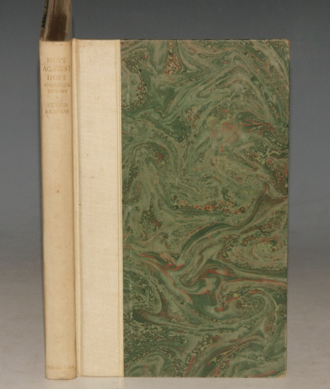 Image for Hope Against Hope. And Other Stories. Signed LTD edition.