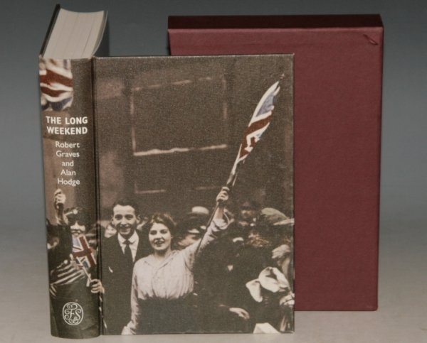 Image for The Long Weekend. A Social History of Great Britain 1918 - 1939. Introduced by Juliet Gardner.