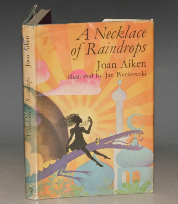 Image for A Necklace of Raindrops. Illustrated by Jan Pienkowski.