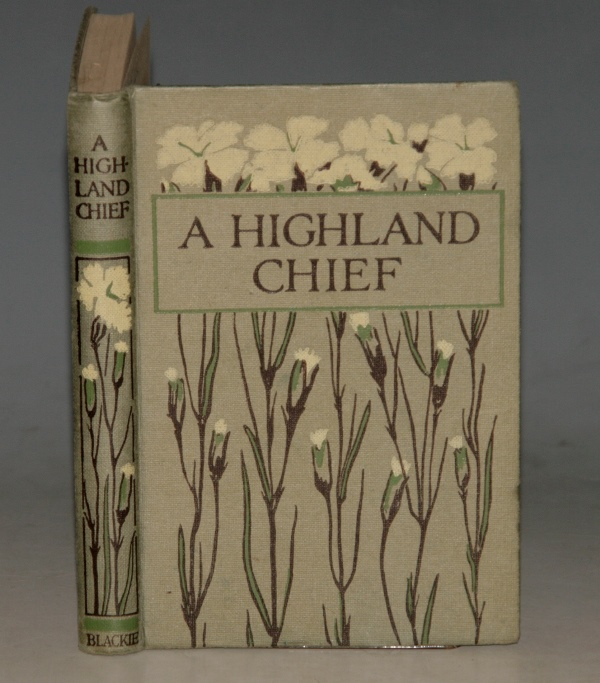 "Image for A Highland Chief. From ""In Freedom's Cause""."