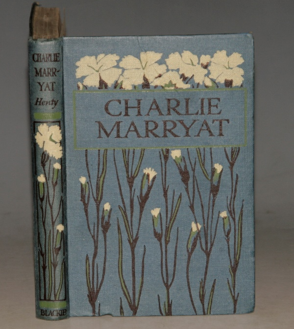 "Image for Charlie Marryat. From ""With Clive in India""."