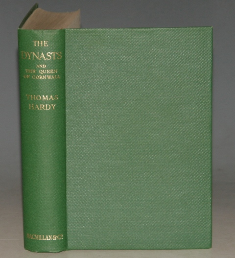 Image for The Poetical Works of Thomas Hardy In Two Volumes. Vol. II - The Dynasts, an Epic Drama of the War with Napoleon. And The Famous Tragedy of The Queen of Cornwall.