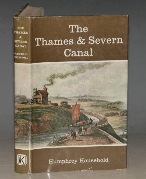 Image for Thames and Severn Canal.