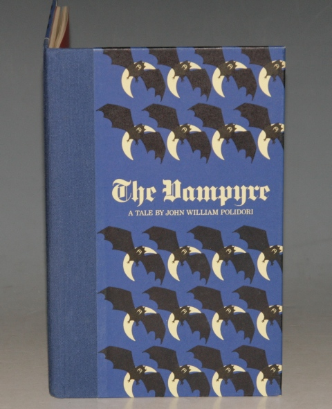 Image for The Vampyre. A Tale. With an introductory note by Russell Ash. Ltd Ed.