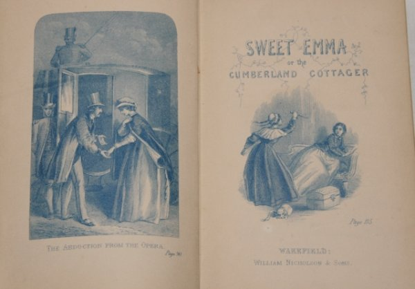 "Image for Sweet Emma. Or, The Cumberland Cottager. A Story Founded on Facts. ""A Most Pleasing, Fascinating Tale."""