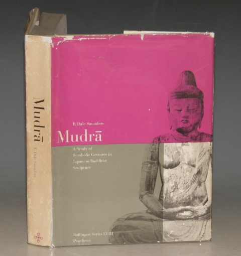Image for Mudra A Study of Symbolic Gestures In Japanese Buddhist Sculpture. Bollingen Series LVIII.