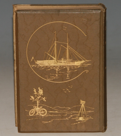 Image for With The Yacht, Camera, and Cycle in the Mediterranean.