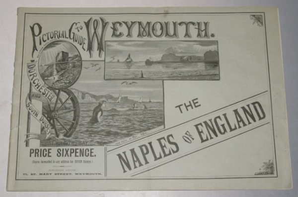 Image for Pictorial Guide to Weymouth. The Naples of England.