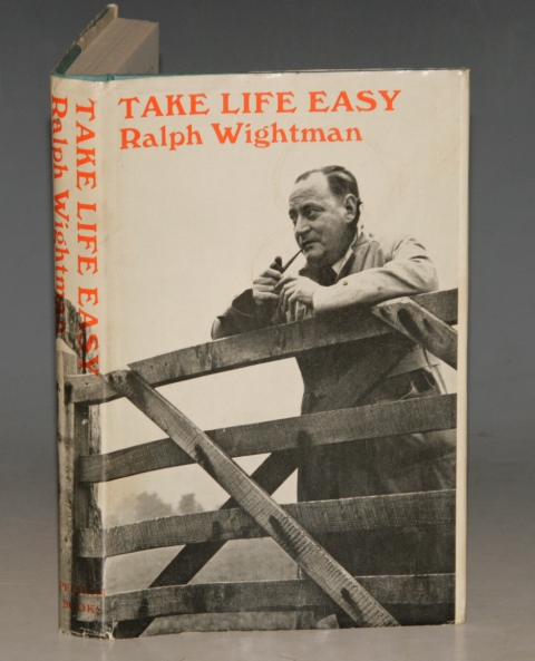 Image for Take Life Easy. Signed copy. with Letter.