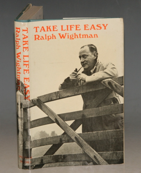 Image for Take Life Easy. SIGNED.