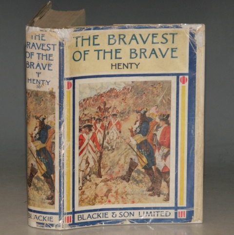 Image for The Bravest of the Brave. Or With Peterborough in Spain. Illustrated.