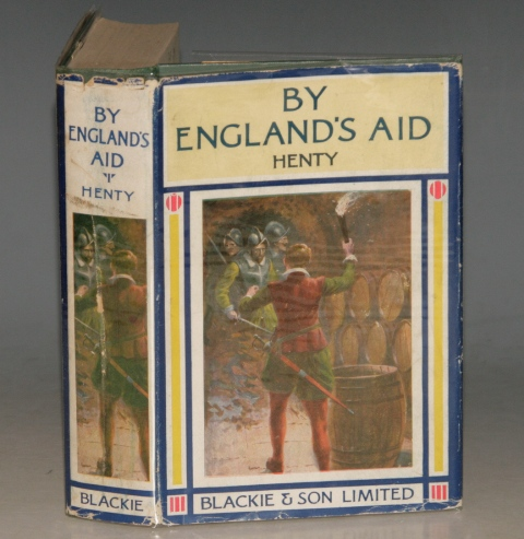 Image for By England's Aid. Or, The Freeing of the Netherlands 1585-1604. With Four Illustrations by Alfred Pearse and Four Maps.