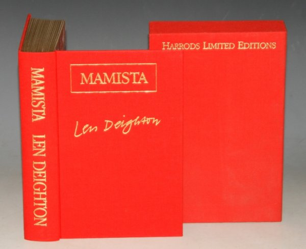 Image for Mamista. Signed Limited Numbered Edition.