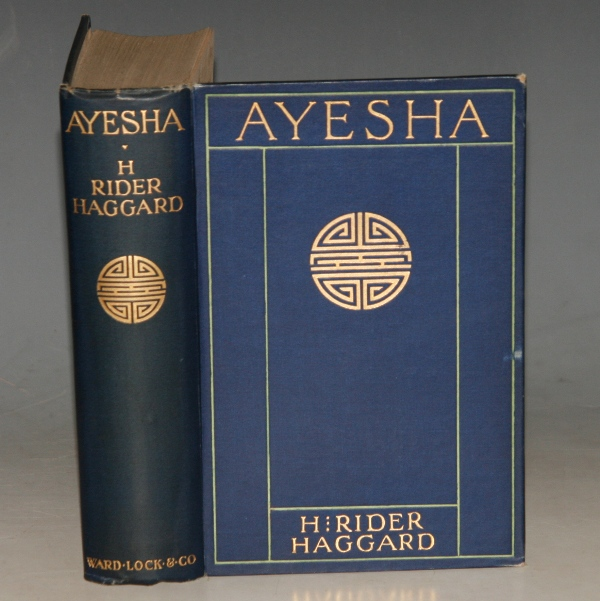 Image for Ayesha. The Return of She.