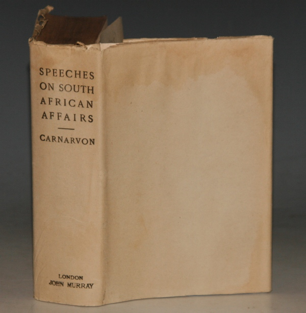Image for Speeches On The Affairs of West Africa and South Africa. Printed for Private Circulation.