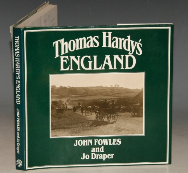 Image for Thomas Hardy's England. Introduced and edited by John Fowles. Written by Jo Draper. SIGNED.