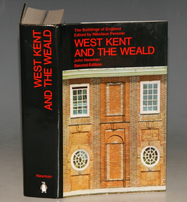 Image for West Kent and the Weald. (The Buildings of England).