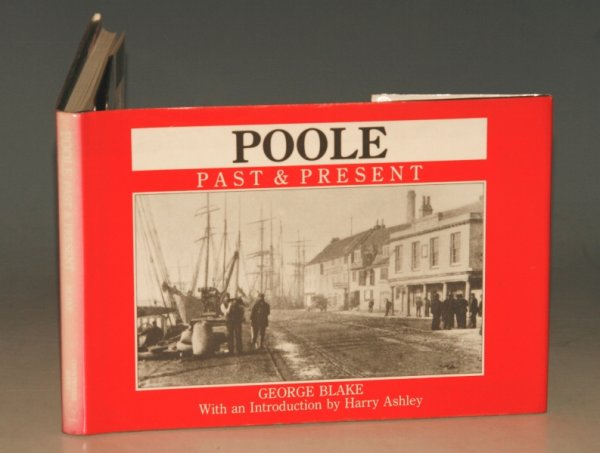 Image for Poole. Past & Present. With an introduction by Harry Ashley.