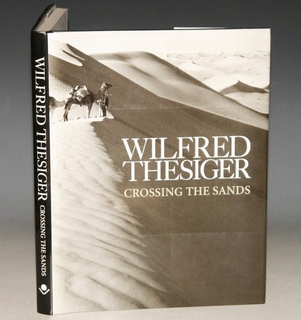Image for Crossing the Sands.