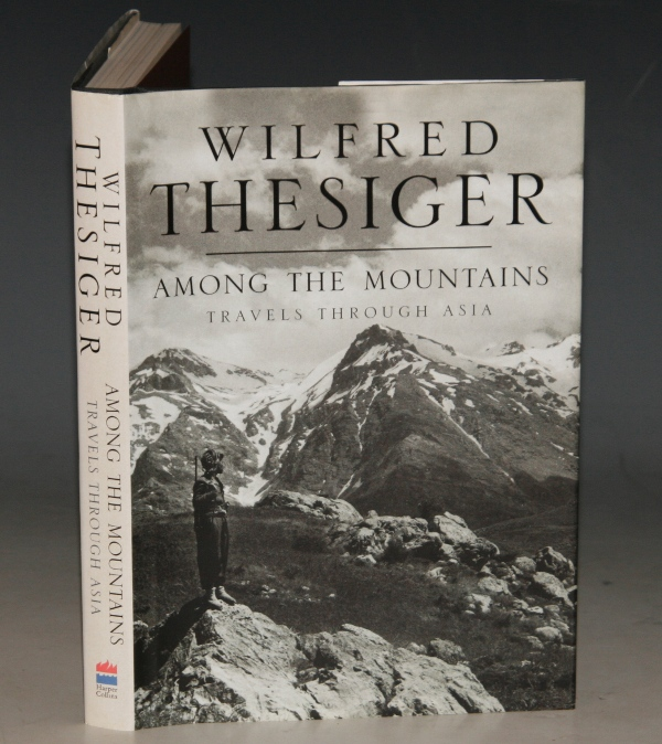 Image for Among the Mountains. Travels Through Asia. SIGNED.
