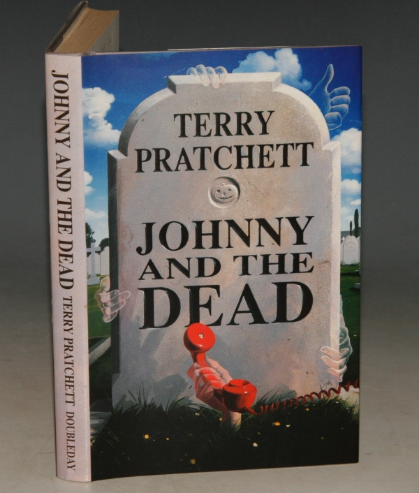 Image for Johnny and the Dead Signed by the Author with letter and et als.