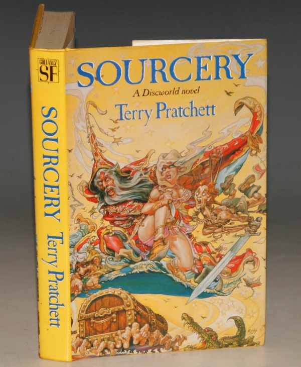 Image for Sourcery A Discworld Novel.