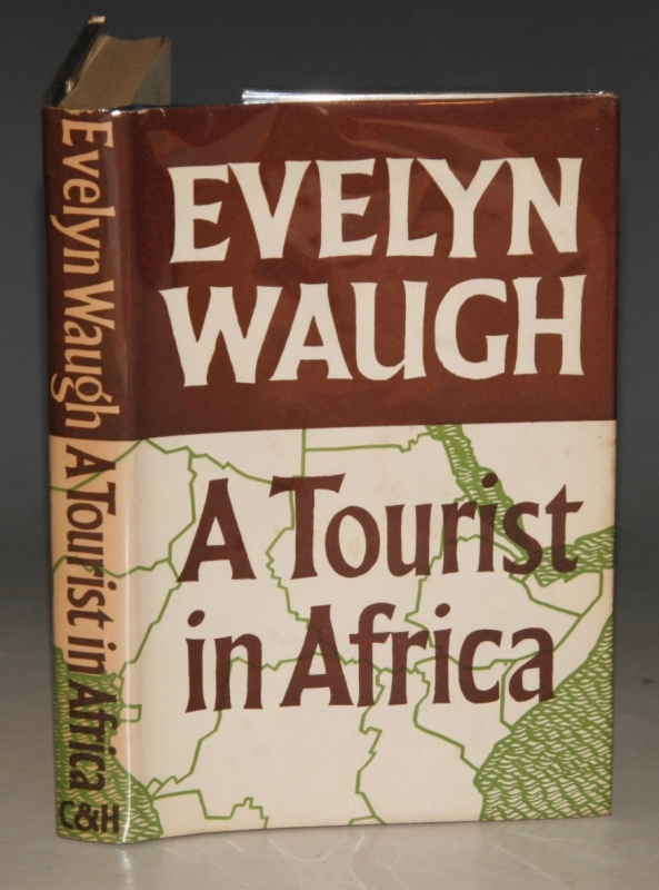 Image for A Tourist in Africa.