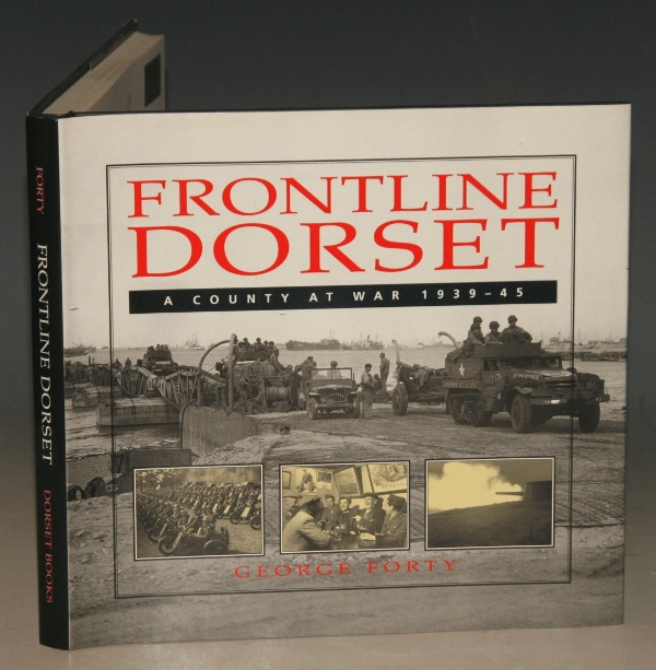 Image for Frontline Dorset. A County at War 1939-45.
